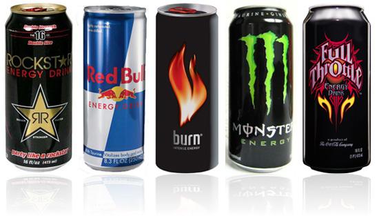 """""""Energy"""" Drinks độc hại"""